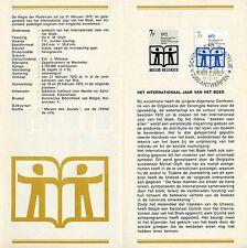(B) FDS 1972  1618 - Internationaal jaar van het boek