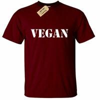 Mens Vegan Animal Lover PETA Shirt T-Shirt Vegetarian