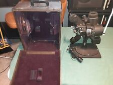 Vintage bell and howell projector Filmo Master