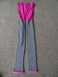 Joules Girls Footless tights age 11-12yrs