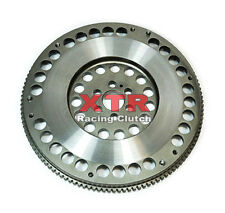 XTR LIGHTWEIGHT CHROMOLY CLUTCH FLYWHEEL for 89-98 NISSAN 240SX 2.4 KA24E KA24DE