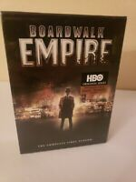 Boardwalk Empire: The Complete First Season (DVD, 2012, 5-Disc Set) Sealed