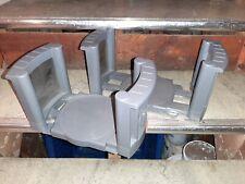2 BLUM Plate Holders Organizers Adjustable Grey Orga Line ZTH.0350