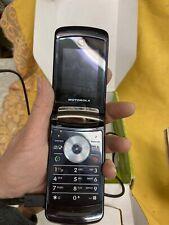 Alltel Motorazr 2 V9M Cell Phone Untested Flip Phone (parts or repair)