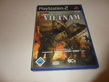 PLAYSTATION 2 PS 2 Conflict: Vietnam (5)