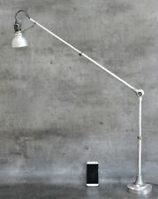 Ancienne GRANDE Lampe télescopique  Vintage d'atelier Architecte  LUMINA