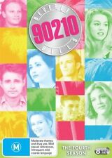 Beverly Hills 90210 : Season 4 (DVD, 2009, 8-Disc Set)