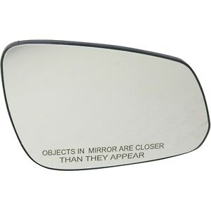 94781630 New Mirror Glasses Passenger Right Side Heated for Chevy RH Hand Spark