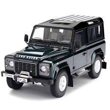 Kyosho 1/18 1984 LAND ROVER DEFENDER 90 Green Diecast Car Vehicles