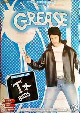 Smiffy's Official Licensed GREASE - T-BIRDS Jacket for Fancy Dress COSTUME Party