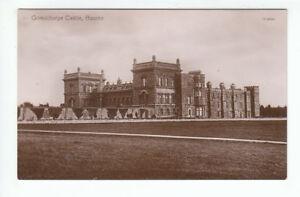 Grimsthorpe Castle Bourne Lincolnshire 1905 Real Photograph Valentines 46810