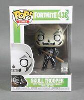 Funko POP Games Fortnite #438 Skull Trooper Vinyl Figure 1053V