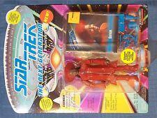 STAR TREK PLAYMATES 1993 GUINAN ASST # 6070 STOCK # 6020 LOW NUMBER 000262 IN PK