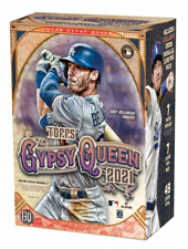 2021 Topps Gypsy Queen Green Parallels #1-300 - You Pick