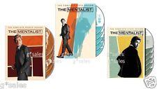 The Mentalist ~ komplette 4-6 Staffel (4 5 & 6) ~ BRANDNEU 15-Disc DVD Set