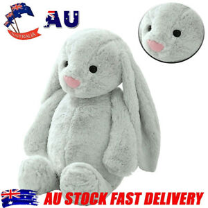 Easter Bunny Plush Toy Lovely Long Ear Rabbit Soft Stuffed Animal Doll Gifts New