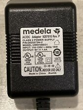 Medela Breast Pump In Style Advanced AC/DC Power Supply Adapter 9207010