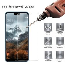 Tempered Glass Screen Protector Premium Protection For Huawei P20 Lite (2018)