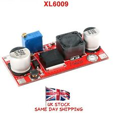 XL6009 DC Adjustable Step Up Boost Power Converter - Replace LM2577 UK Seller