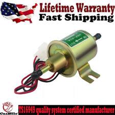 Electric Fuel Pump HEP-02A Diesel Gasoline Petrol for Cars Truck Boat 12V 4-7PSI