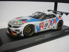 BMW Z4 Gt3 #9 24hrs Spa 2015 Zanardi 1/18 Minichamps 151152309