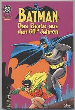 BATMAN CLASSICS SONDERBAND # 1 - DAS BESTE AUS DEN 60er JAHREN - DINO 1999 - TOP