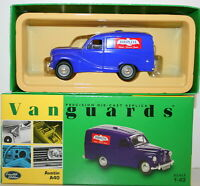 Vanguards 1/43 Scale VA00317 - Austin A40 Van - Birds Eye