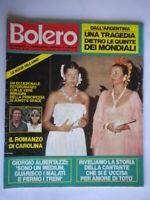 Bolero1626 Bongusto Albertazzi Lollobrigida Mina Elmi Sivori Travolta Fratello