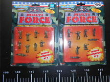 Complete Set 2 BLISTER GIG MICRO MULTI FORCE Hasbro Micro Machines