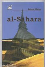 Al-Sahara di Antonio D'Errico edito da Ananke, 2005