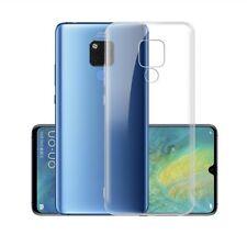 Huawei Mate 20 Handyhülle Handy Hülle Case Cover Silikon Transparent Neu OVP