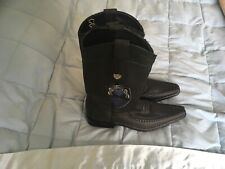 Wild West boots - Genuine Ostrich - Size 8 US - Size 27 MX