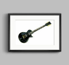 James Hetfield's JH-3 POSTER PRINT A1 size