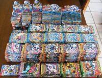 lot de 100 cartes Pokemon différentes+4 cartes de 100PV(ou plus) Françaises 100%