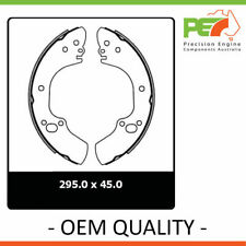 New *PROTEX* Drum Brake Shoes - Rear For HOLDEN RODEO TF 4D Ute RWD..