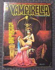 1973 VAMPIRELLA Warren Magazine #23 FVF Sanjulian