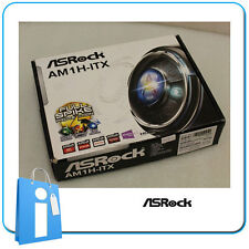 Placa base mITX ASRock AM1H-ITX Socket AM1 con Accesorios