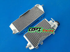 aluminum radiator FOR Kawasaki KX450F KXF450 2010 2011 2012 2013 2014 2015