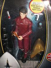 "Star Trek WARP Collection CADET McCOY 6"" figure with stand 61617 NIP"