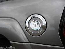 GMC ENVOY SUV 2002 - 2009 TFP CHROME ABS FUEL GAS DOOR COVER INSERT
