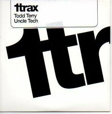 (490A) Todd Terry, Uncle Tech - DJ CD
