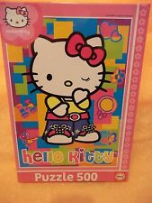PUZZLE 500  PEZZI N°14159  raffigura  HELLO KITTY  ed. sanrio  cod.865