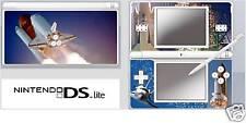Nintendo DS or DS Lite SPACE SHUTTLE Skin Sticker U.K.