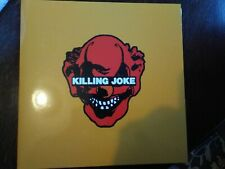 Killing Joke killing joke double vinyl lp Dave Grohl PUNK Jaz Coleman unplayed