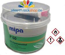 Glasfaserspachtel + Härter P50 MIPA Spachtelmasse Faserspachtel Styrolreduziert