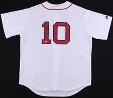 5fa36344a Kelly Shoppach Signed Red Sox Majestic Jersey (MLB Hologram) Boston 2005    2012
