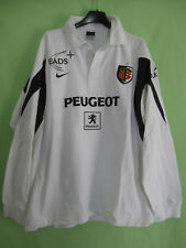 Maillot Rugby Stade Toulousain Vintage Nike Rose Peugeot Toulouse Jersey - XL