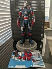 Hot Toys Iron Man 3 Iron Patriot 1/6 Scale MMS195