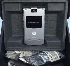 Motorola RAZR V3 klapp-handy Téléphone Portable Téléphone Unlocked quadri-bande