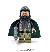 ⭐ LEGO Super Heroes The Mandarin Minifigure sh070 from Set 76007 Iron Man 3